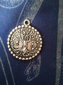 Yggdrasil pendant