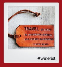 Travel is tag